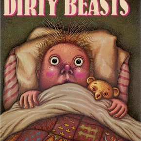 Dirty Beasts illustrated by RosemaryFawcett