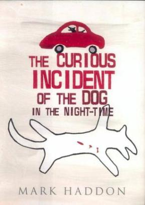 Kids Judge Books by their Covers #4 The Curious Incident of the Dog in the Night-Time