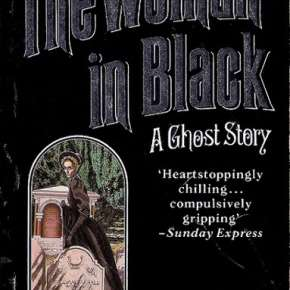 Kids Judge Books by their Covers #2 The Woman in Black