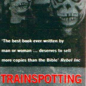 Kids Judge Books by their Covers #6 Trainspotting