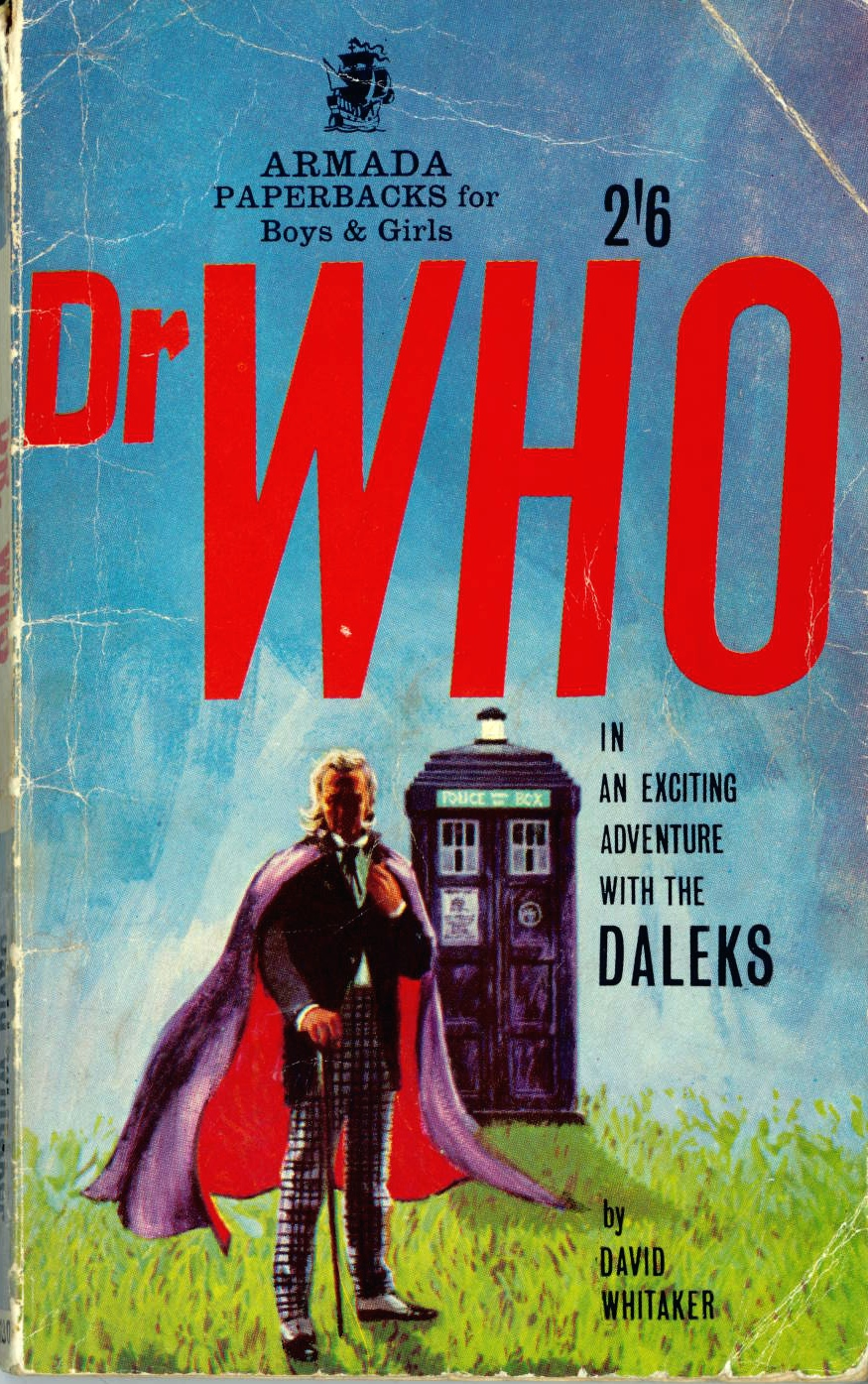 Most Beautiful Book Covers Ever : Doctor who in an exciting adventure with the vikings