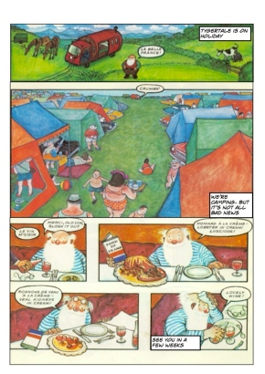 It's summer – Here's FatherChristmas