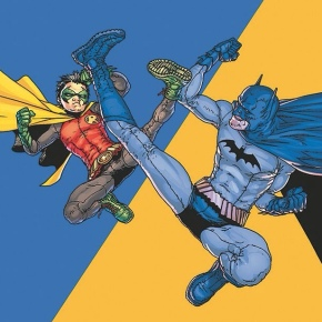 The Trouble With Robin – Damian Wayne