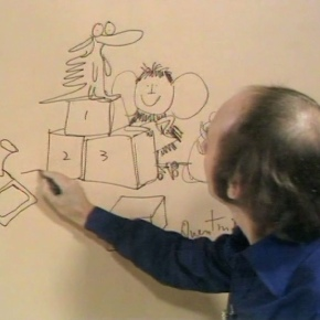 Quentin Blake's Jackanory Olympics