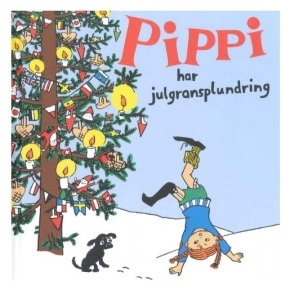 Pippi Longstocking's After Christmas Party by Astrid Lindgren