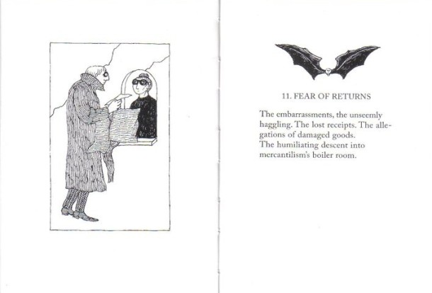 gorey fear of returns