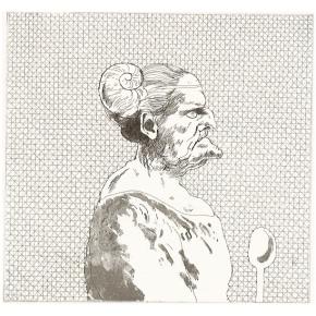 Grimm by Hockney