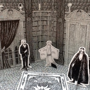 Edward Gorey at the Theatre