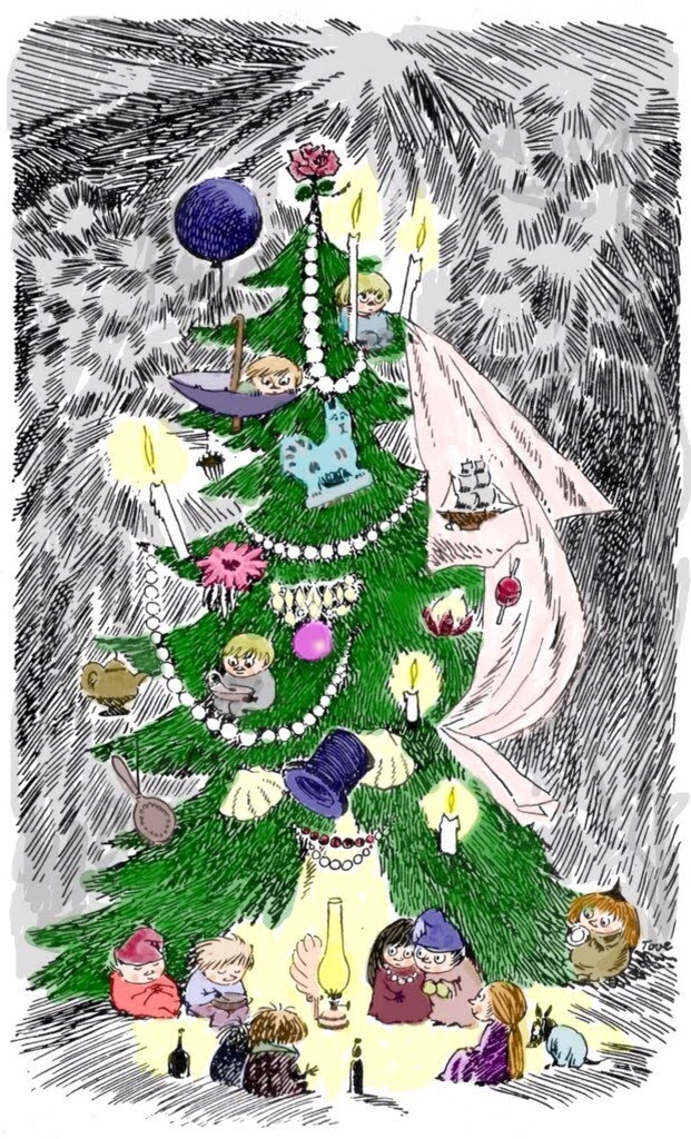 The Fir Tree By Tove Jansson Tygertale
