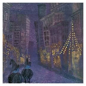 The Magic Carousel by Ati Forburg & DorothyLevenson