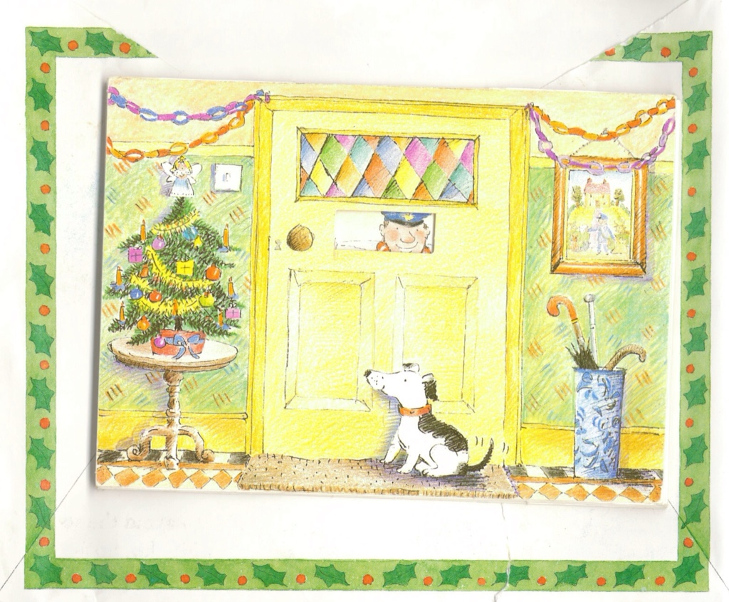 The Jolly Christmas Postman by Janet & Allan Ahlberg | tygertale
