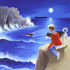 Dead Man's Cove by Lauren StJohn