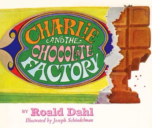 Charlie and the Chocolate Factory illustrated by Joseph ...