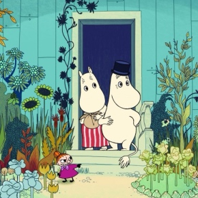 The Moomin Cartoonist
