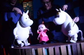 Moominsummer Madness at Polka Theatre