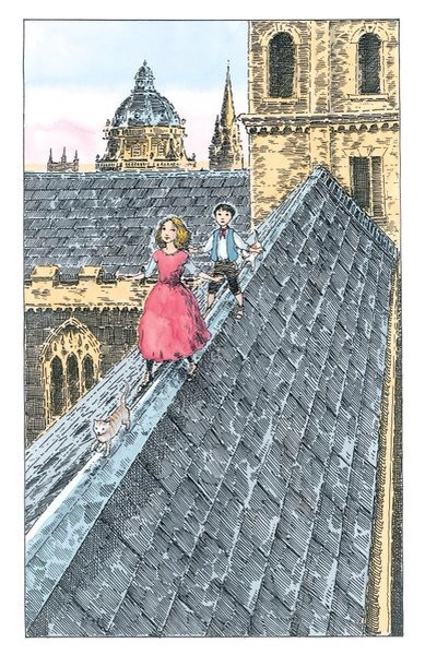 Rooftoppers Tygertale