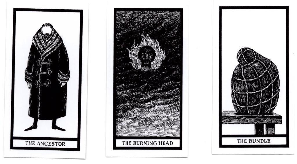 Edward Gorey's Fantod Pack | tygertale