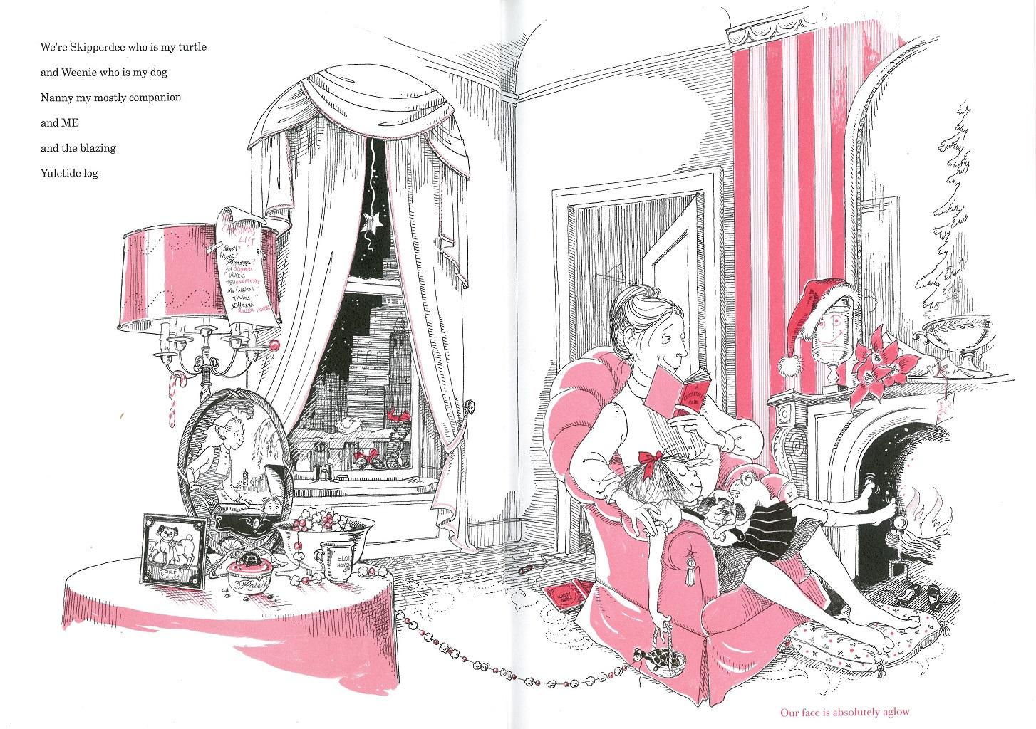 Eloise At Christmastime.Eloise At Christmastime By Kay Thompson Tygertale