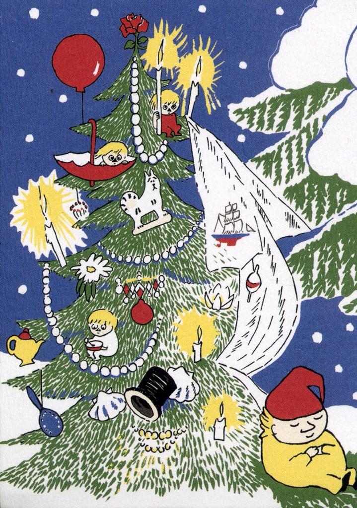 A Merry Moomin Christm...