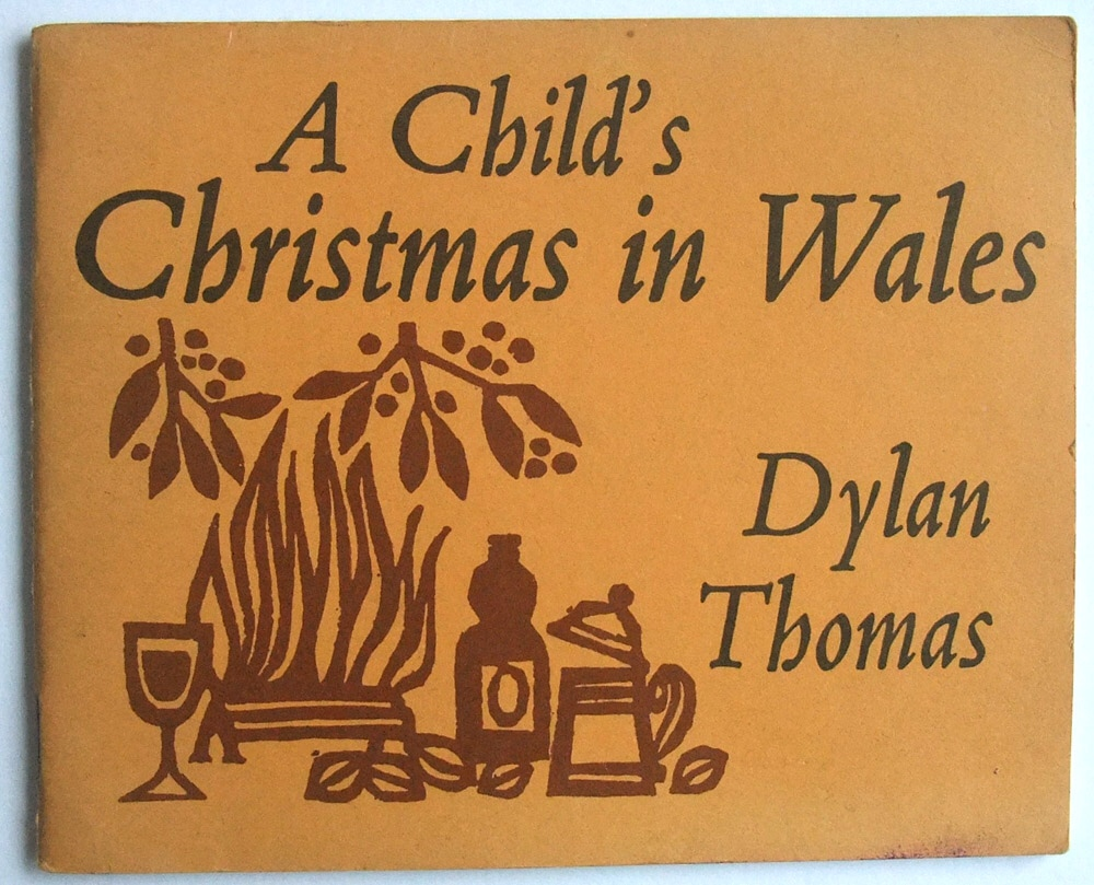 A Childs Christmas In Wales.A Child S Christmas In Wales By Dylan Thomas Tygertale