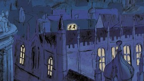 Philip Pullman Q&A Northern Lights – The Graphic Novel.