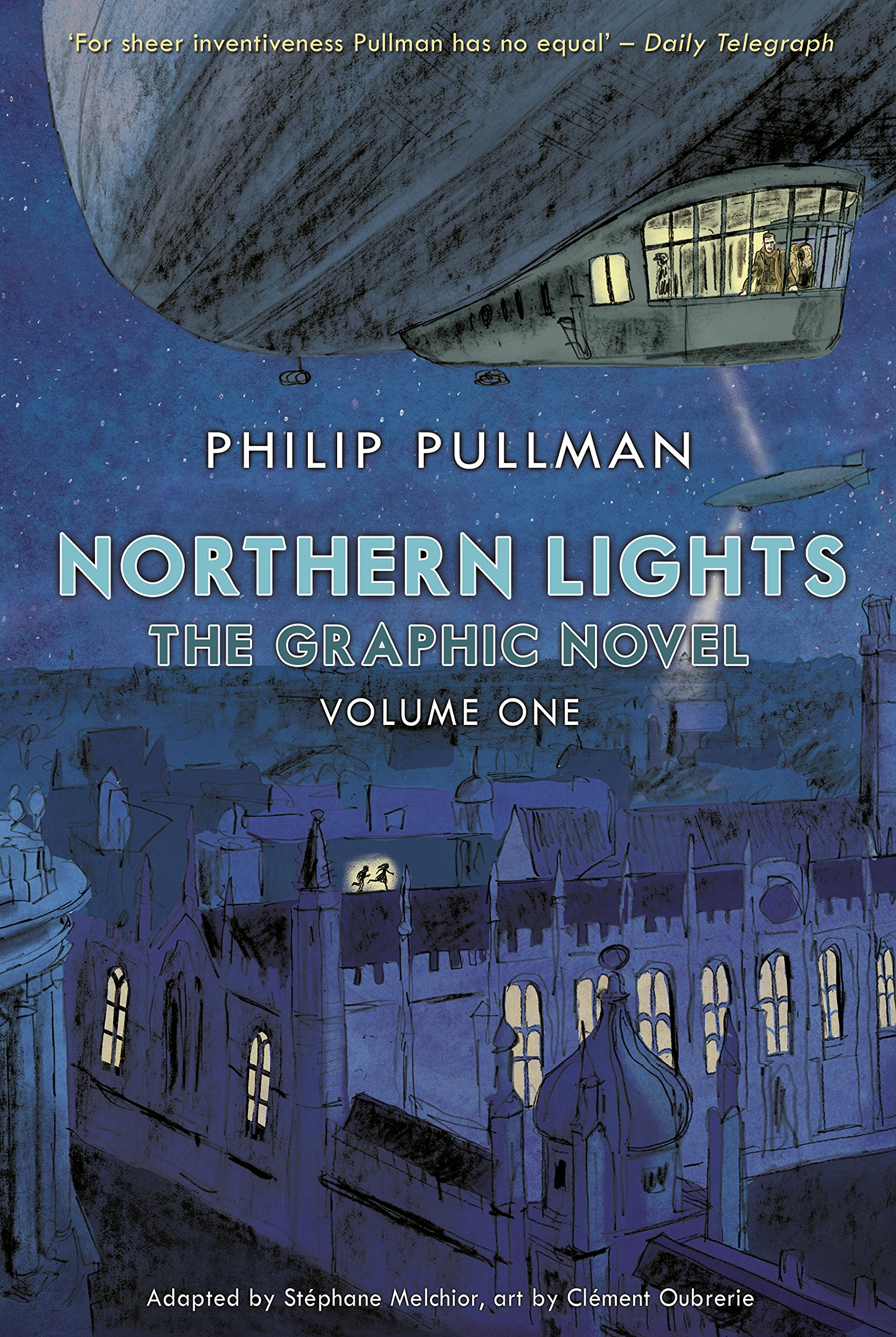 Philip Pullman Q Amp A Northern Lights The Graphic Novel