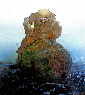 The Mildenhall Treasure – Ralph Steadman