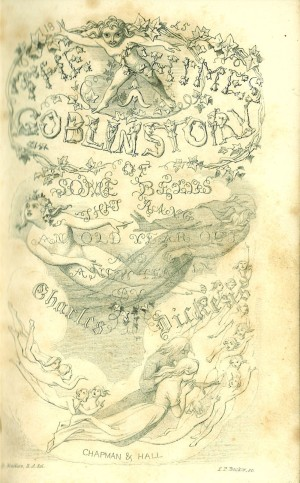 title page by Daniel Maclise