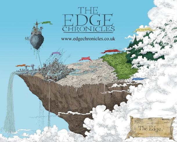 chris riddell edge