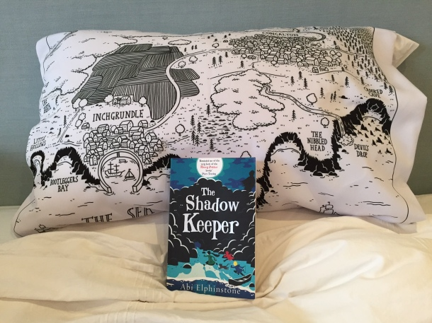 Shadow Keeper pillowcase