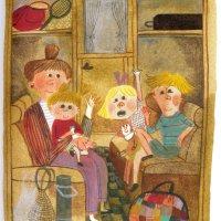 Lotta by Astrid Lindgren & Beatrice Alemagna