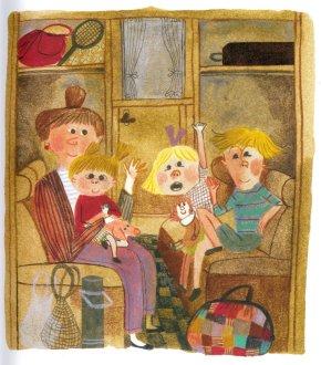 Lotta by Astrid Lindgren & BeatriceAlemagna