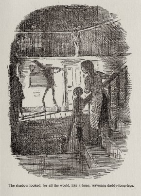 Daddy-Long-Legs by Jean Webster & Edward Ardizzone