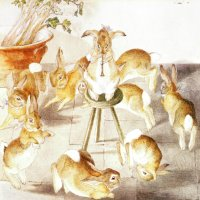 Beatrix Potter's Christmas Party