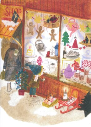 Lotta: Christmastime is Wonderful by Astrid Lindgren