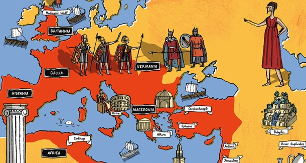 discover-romans-egyptians-imogen-isabel-greenberg-comica-london