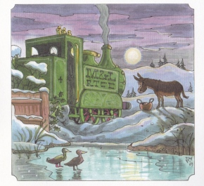 Ivor the Engine's Christmas