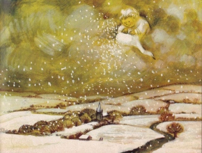 The White Lands of Raymond Briggs