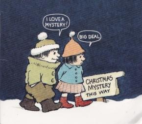 Maurice Sendak's ChristmasMystery