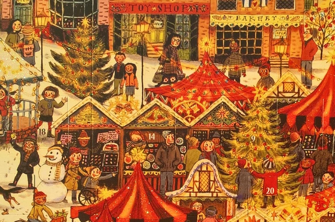 Calendar Mysteries May Magic : Tygertale s advent calendar