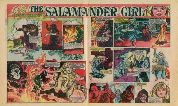 salamander-girl