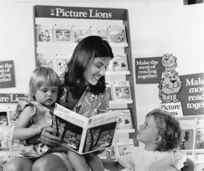 Rosemary Sandberg – From the Puffin Club to Picture Lions
