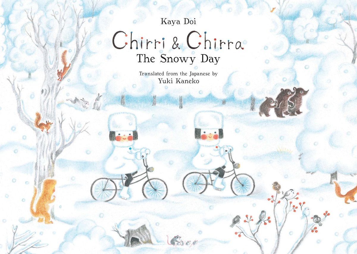 Chirri & Chirra - The Snowy Day by Kaya Doi