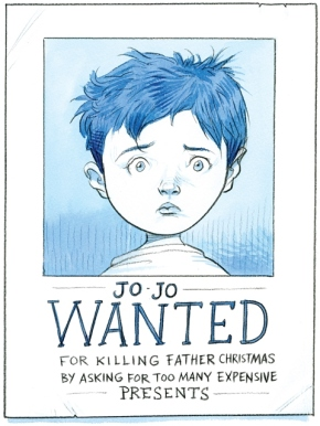 I Killed Father Christmas by Anthony McGowan and ChrisRiddell
