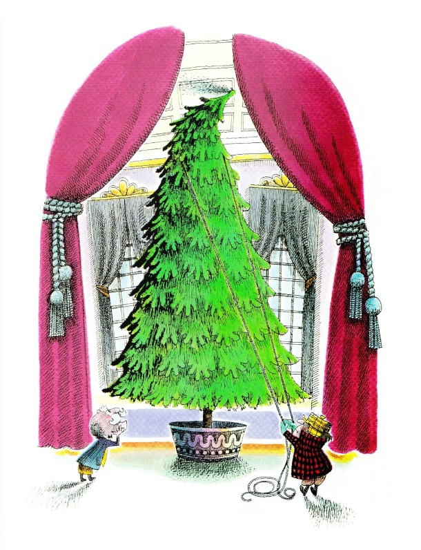 Mr Willowby\'s Christmas Tree by Robert Barry | tygertale