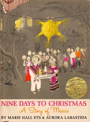 Nine Days to Christmas by Marie Hall Ets and Aurora Labastida