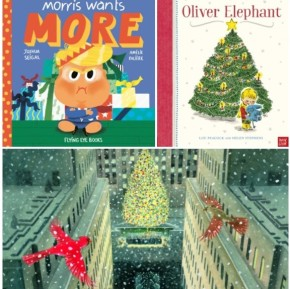 Christmas Picture Book Roundup
