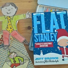 Flat Stanley's Christmas