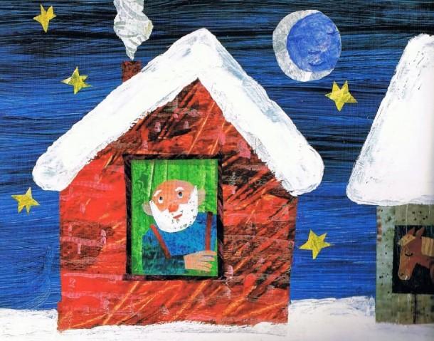 Dream Snow illustration