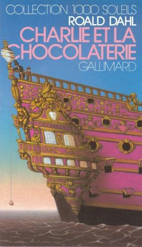 Charlie et la Chocolaterie illustrated by MichelSiméon